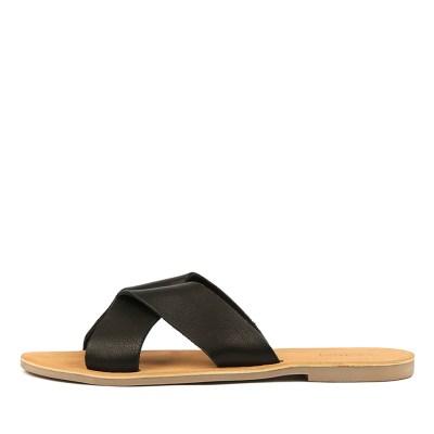 Mollini Hannah Mo Black Sandals