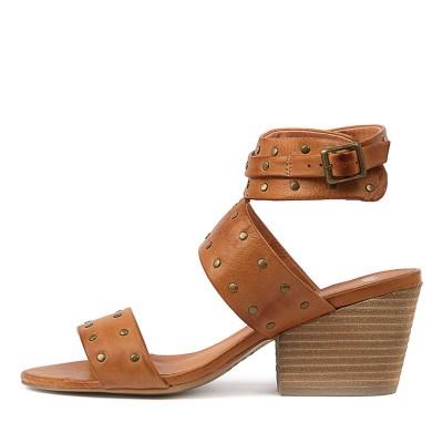Mollini Rosendo Dk Tan Sandals