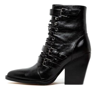 Mollini Maliyah Black Boots