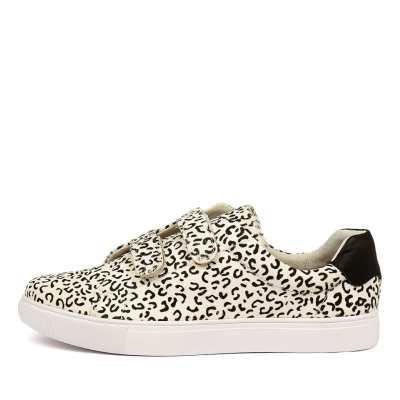 Nude Jamie Nu Mini Leopard Sneakers