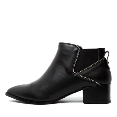 Nude La Rue Black Boots