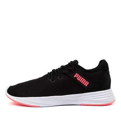 Puma Radiate Xt Pm Black Pink Sneakers