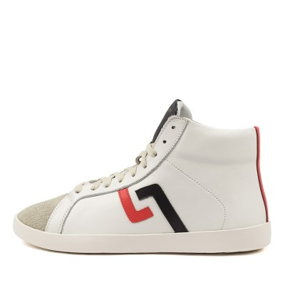Rollie Prime High Top Rl Retro Sneakers Womens Shoes Casual Casual Sneakers