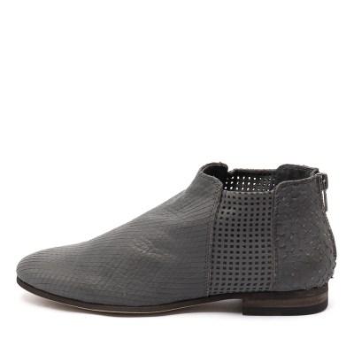 Silent D Consue Dk Grey Boots