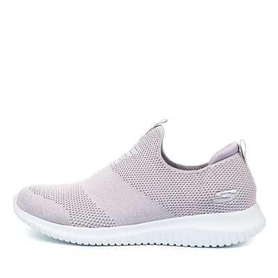 Skechers 12837 Ultra Flex F Lavender Sneakers
