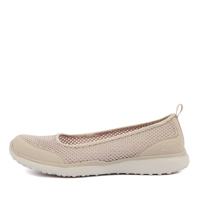 Skechers Microburst Sudden Look Natural Sneakers