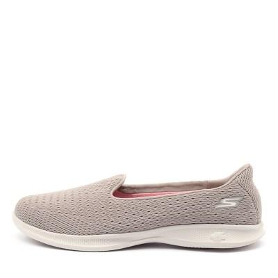 Skechers 14468 Go Step Lite Origin Taupe Sneakers