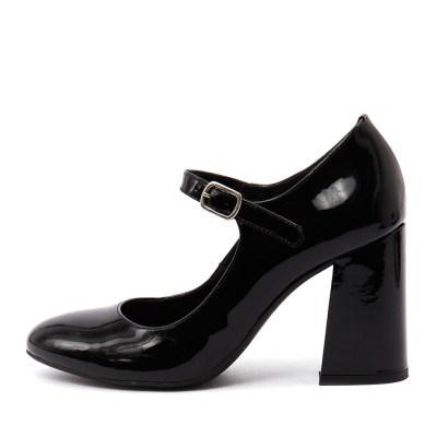 Sofia Cruz Taylor Black Shoes