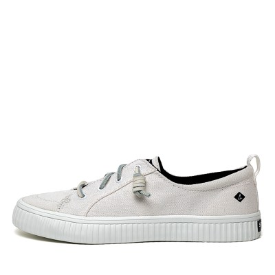 Sperry Crest Vibe Creeper White Sneakers