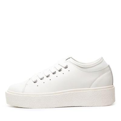 Sol Sana Noah Sneaker White White Sneakers
