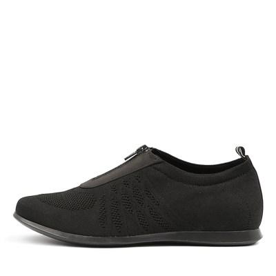 Supersoft Dillard Black Sneakers