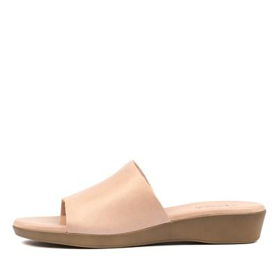 Supersoft Albury Blush Sandals