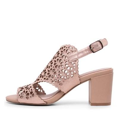 Supersoft Nylah Blush Sandals