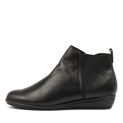 Supersoft Farrier Black Boots
