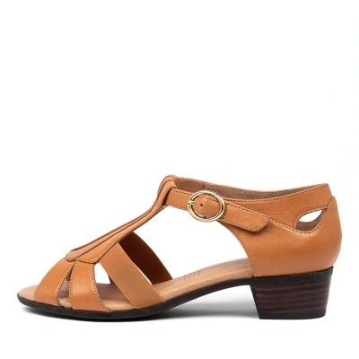 Supersoft Vespera Su Tan E Sandals