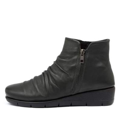 Supersoft Maxie Su Forest Boots Womens Shoes Casual Ankle Boots