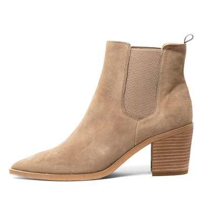 Tony Bianco Sabrine Natural Boots
