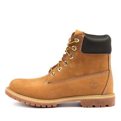 Timberland 6 Premium Icon Boot Women's Wheat Boots Womens Shoes Casual Ankle Boots