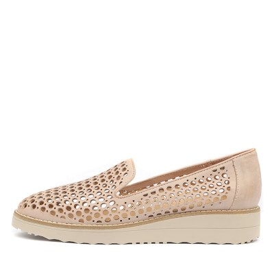 Top End Osta Nude Nude Sole Shoes