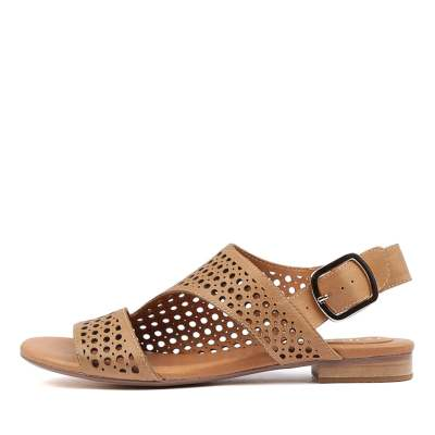 Top End Possessed Tan Tan Sandals