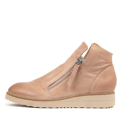 Top End Ohmy Cafe Nude Sole Sneakers