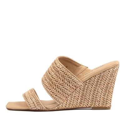 Top End Kohen Natural Sandals