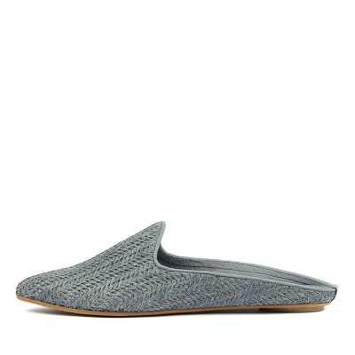 Top End Reynold Blue Shoes