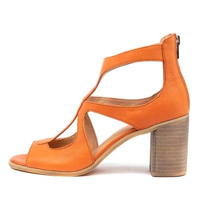 Top End Winfolm Orange Sandals