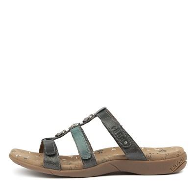 Taos Prize 3 Blue Multi Sandals
