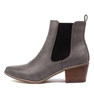 Verali Linz Ve Taupe Boots