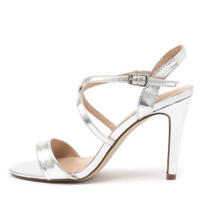 Verali Otilee Silver Sandals