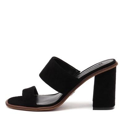 Windsor Smith Tarny Black Sandals