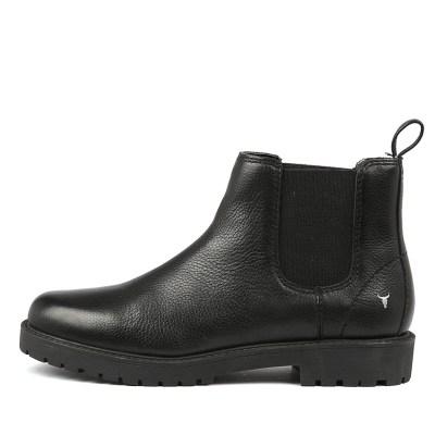 Windsor Smith Alcott Ws Black Boots