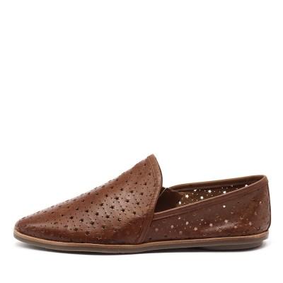 Zensu Amaze Ze Cognac Shoes