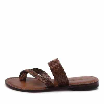 Maria Rossi Elana 1104 Tan Sandals