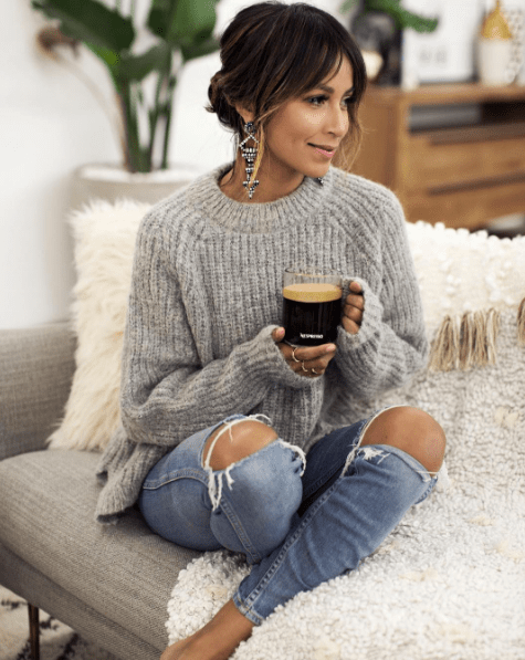 Sincerely Jules Extra-Long Sleeve Sweaters Instagram