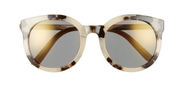 A.J. Morgan Cat D 53mm Sunglasses