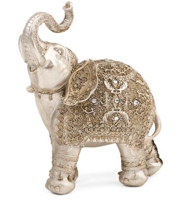 Three Hands Elephant Decor