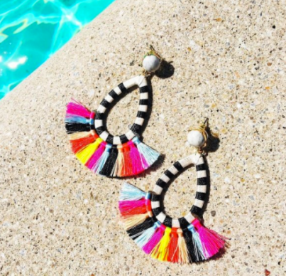 Sandbar Drops Statement Earring Baublebar