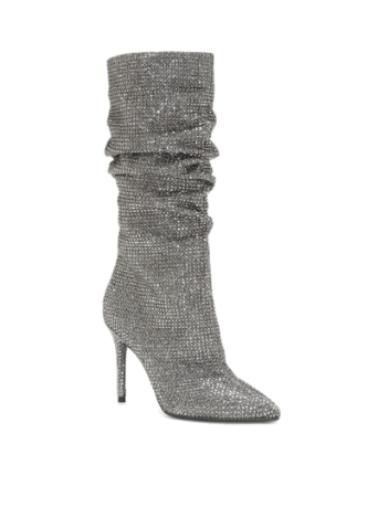 Dillards Jessica Simpson Layzer Rhinestone Slouch Boots