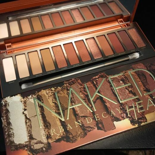Urban Decay Naked Heat Eye Palette