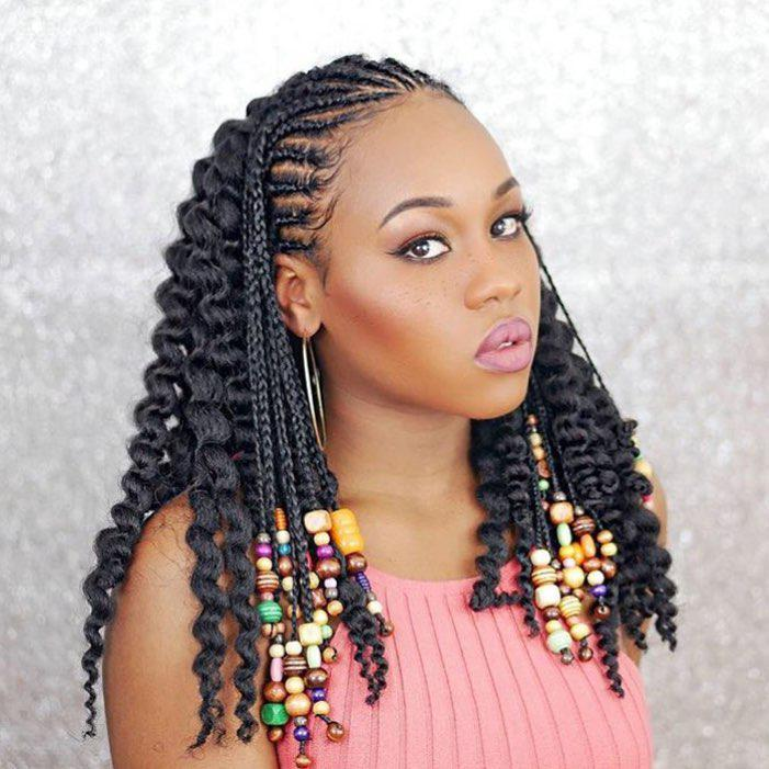 Easy Natural Hairstyles For Black Women On Stylevore