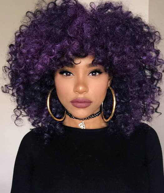 37 Gorgeous Natural Hairstyles For Black Women Quick Cute Easy