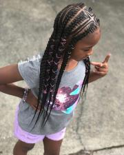 cute black lil girl hairstyles