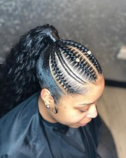 box braids afro-textured hair
