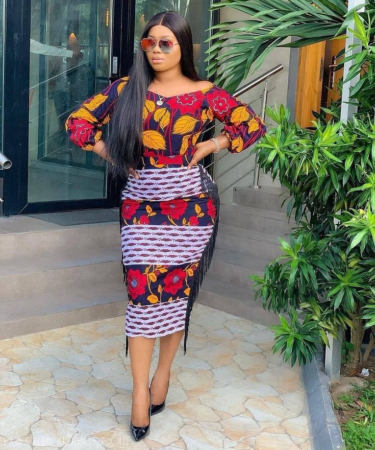 Latest african short dresses designs 2019 ladies choice