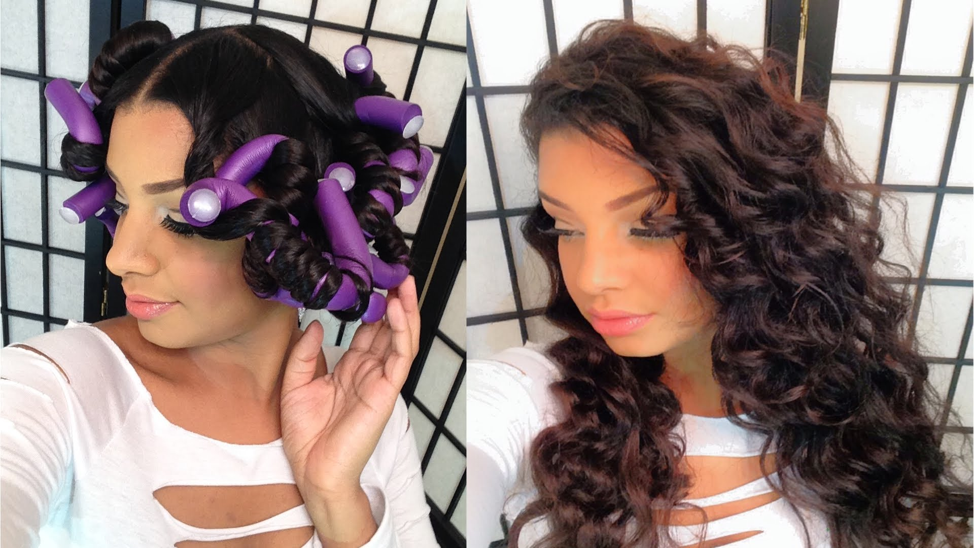How To Curl Your Hair Without Heat Style Wile