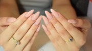 shape cute almond nails