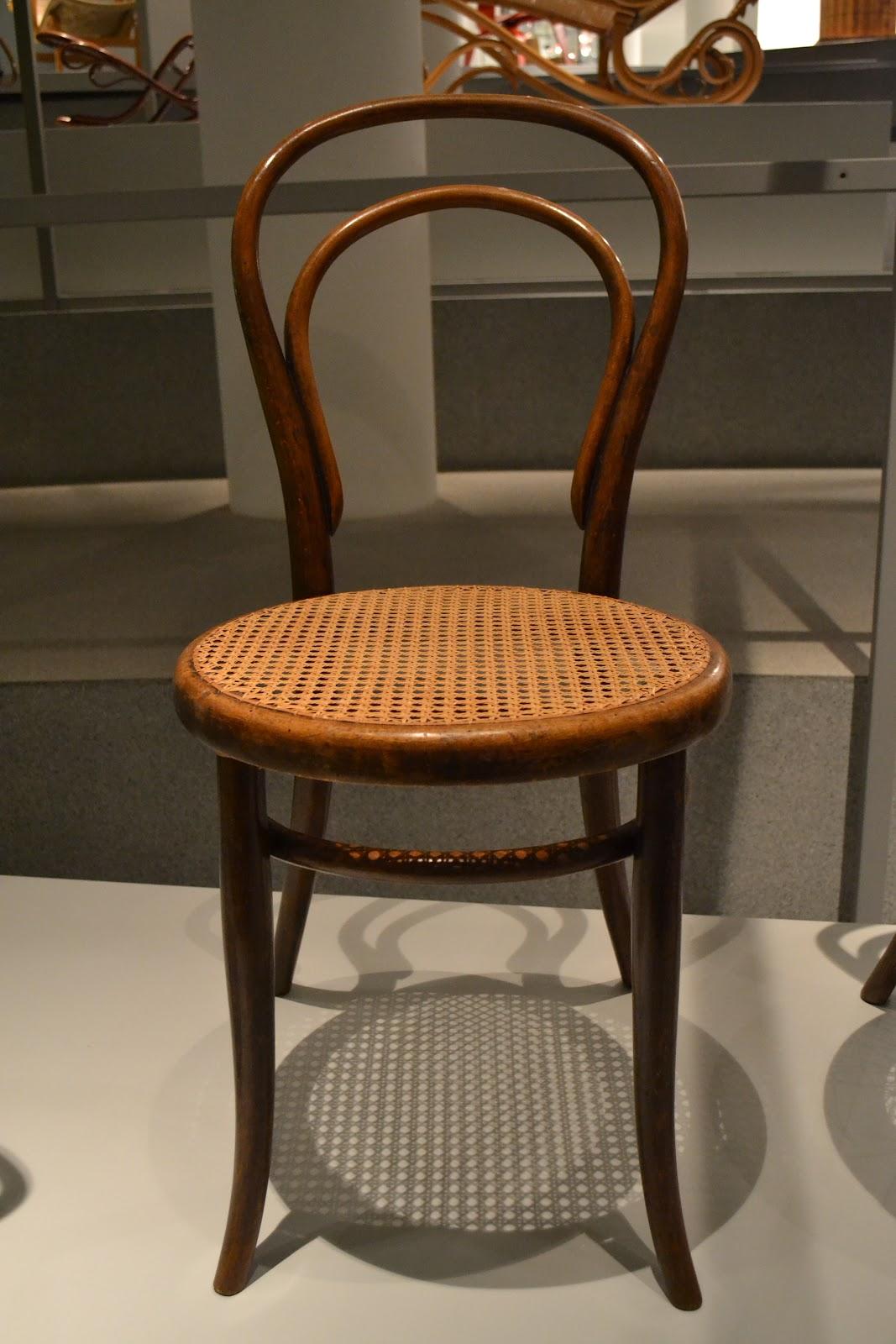 THONET Chair #14, U201cVienna Coffee House Chair,u0027 1859