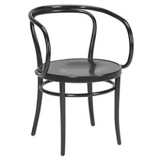 THONET U201cVienna Chair,u201d # 209, Greatly Admired By Le Corbusier Who Said,  U201cThis Chair Has Nobility.u201d